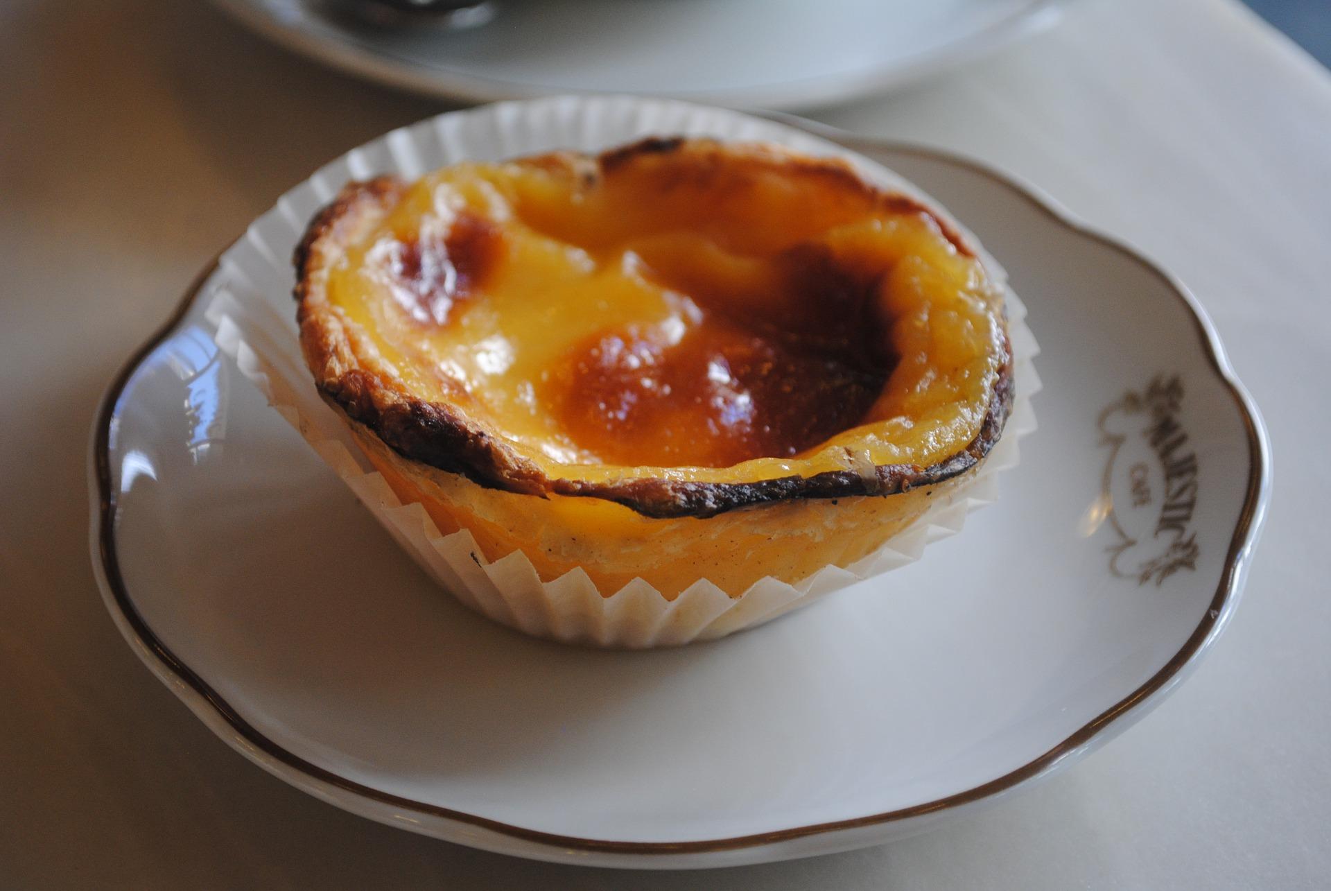 portuguese-custard-tart-758547_1920